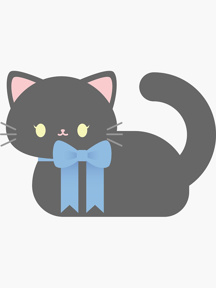Grey Cat Loaf by lucidly