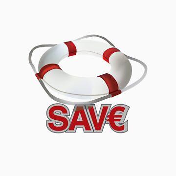 SAVE EURO by sarandis