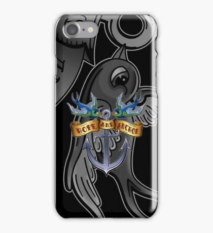 Hope And Anchor (2) iPhone Case/Skin