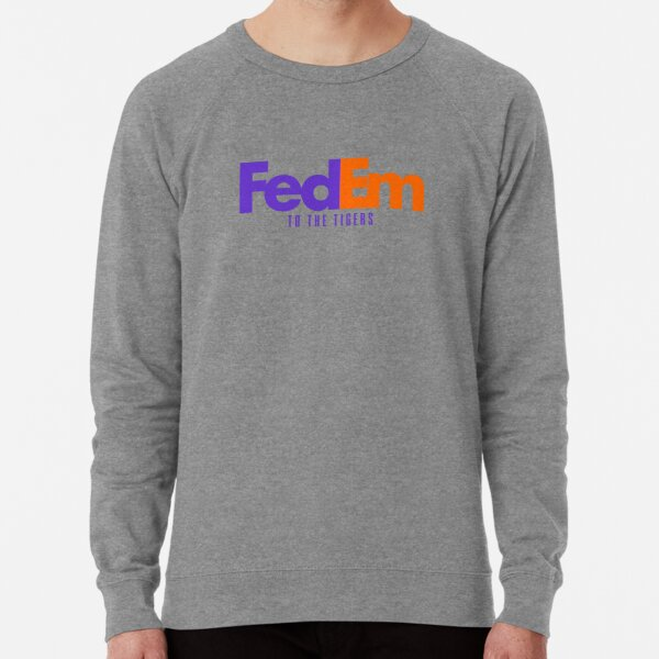 FedEm To The Tigers Lightweight Sweatshirt