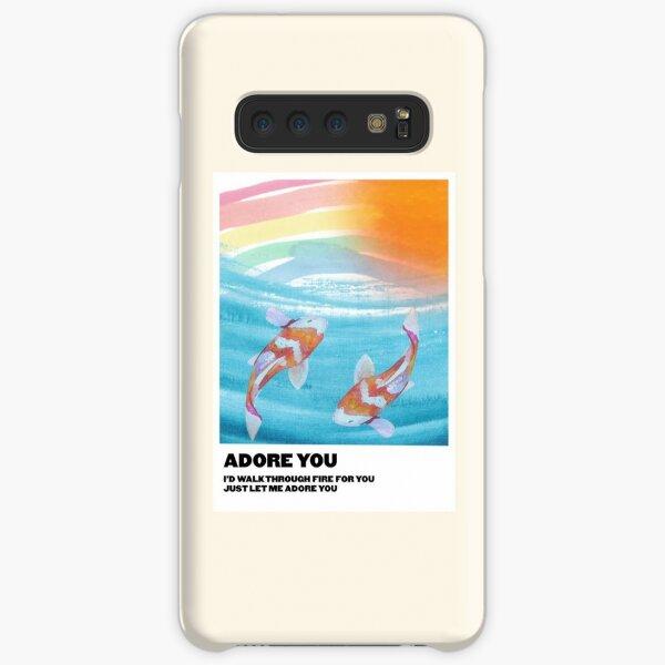 adore you polaroid Samsung Galaxy Snap Case