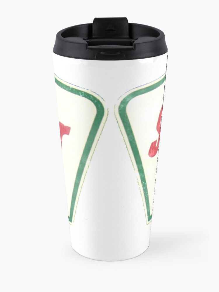 Alternate view of Vintage Sinclair logo Travel Mug