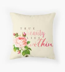 If he could learn to love another ... Throw Pillow