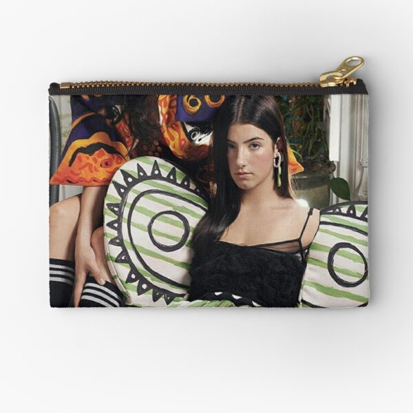 charlie and dixie  Zipper Pouch
