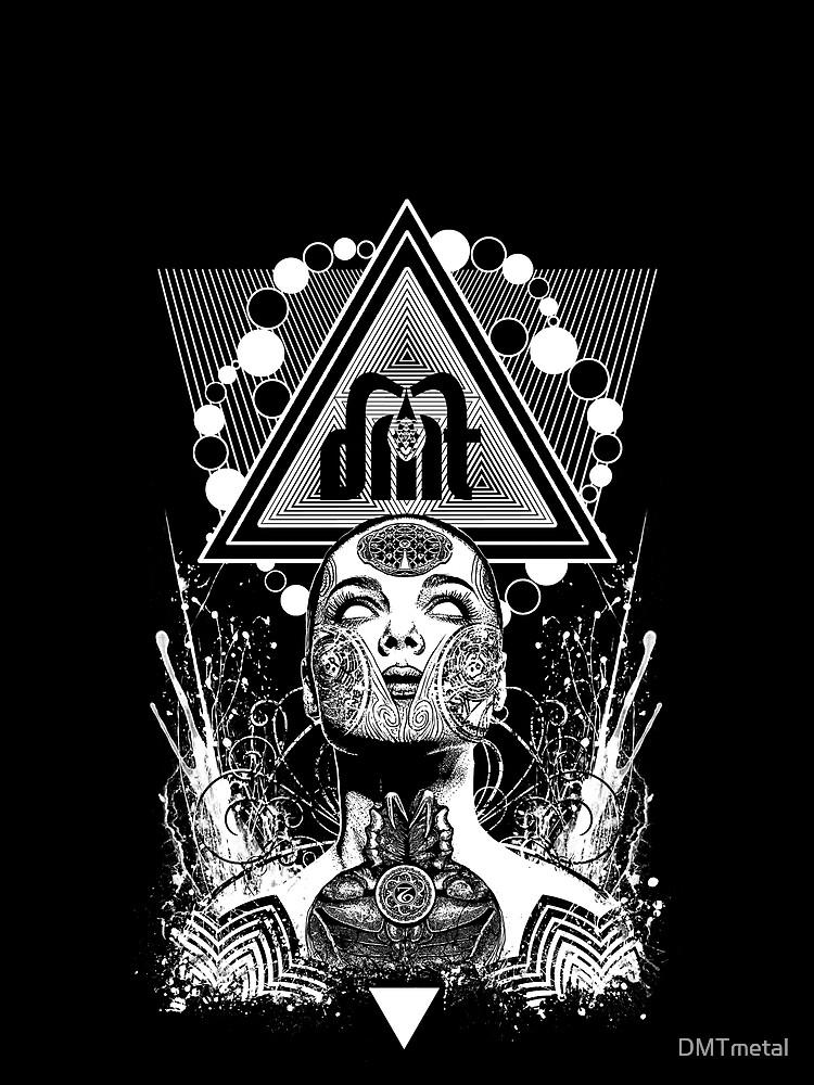 DMT Goddess by DMTmetal