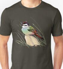 Rainbow Song Sparrow T-Shirt
