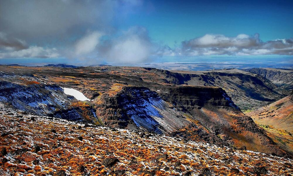 The Beauty Of The Steens by Charles & Patricia   Harkins ~ Picture Oregon