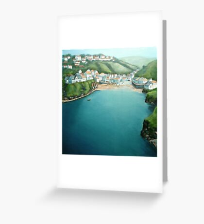 Doc Martin country Greeting Card
