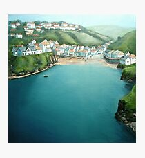 Doc Martin country Photographic Print