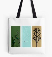 Circuit Trees Tote Bag