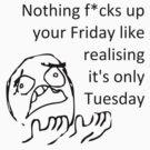 Friday by mipeliba