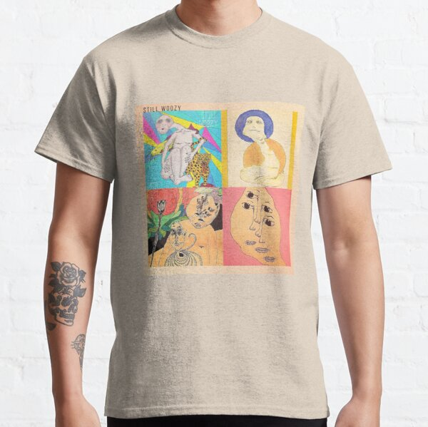 Immer noch woozy Albumcover Classic T-Shirt