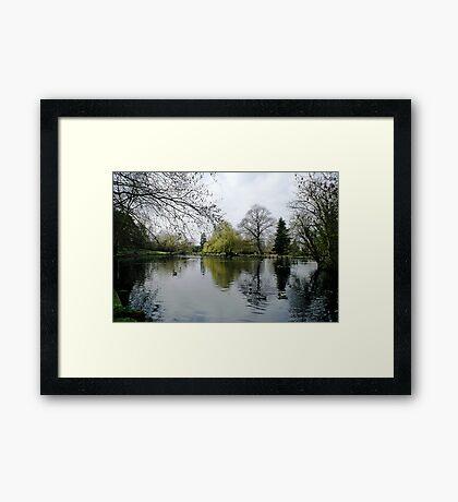 Beddington Park Framed Print