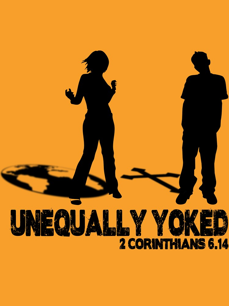Unequally yolked