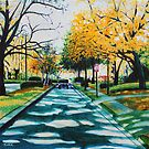 'Colony Road in November' by Jerry Kirk