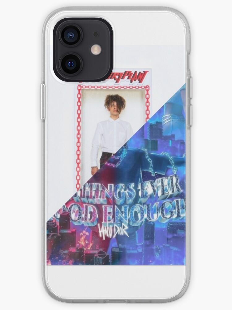 Iann Dior ~ Rien n'est jamais assez bon / Usine industrielle | Coque iPhone