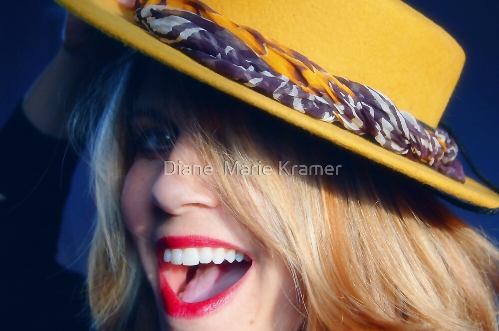 Laugh by Diane  Marie Kramer