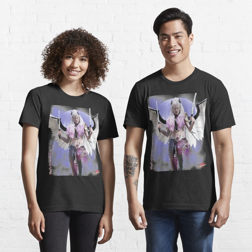 Undead Angels By Moonlight: Angel Redemption Essential T-Shirt