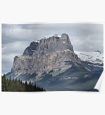 So Majestic - Castle Mountain Poster