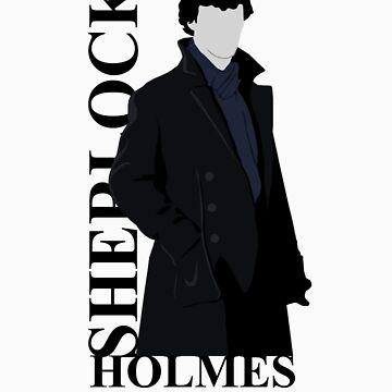 Sherlock Holmes by drawingdream
