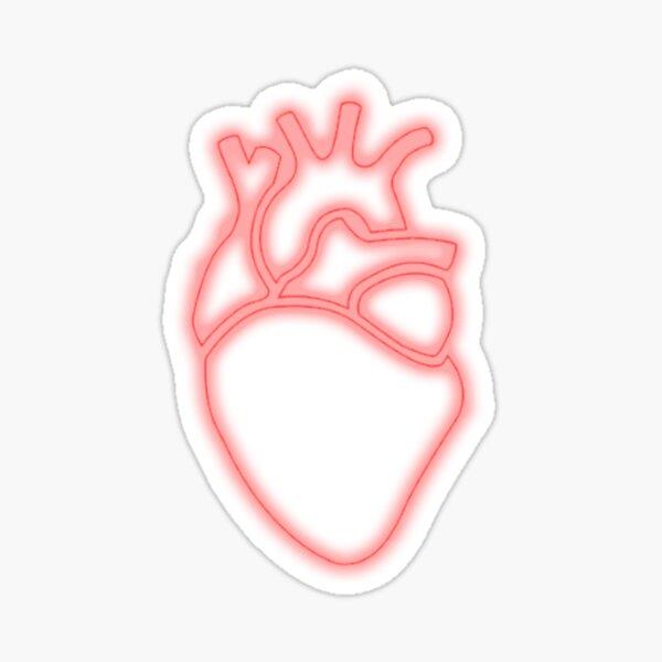 Coeur PNL Sticker
