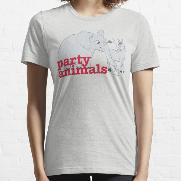 Party Animals Essential T-Shirt