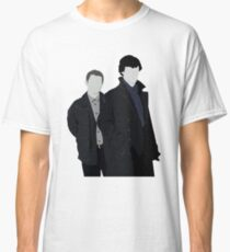 Sherlock and John Classic T-Shirt