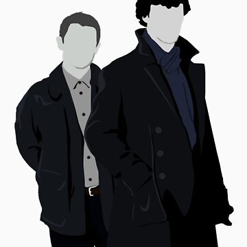 Sherlock and John by drawingdream