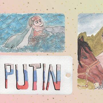 Putin by mybadtvhabit