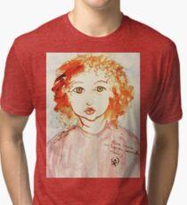 Alice Still In Wonderland Tri-blend T-Shirt