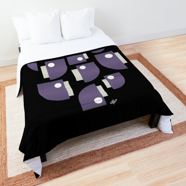 Whales and Whales Comforter