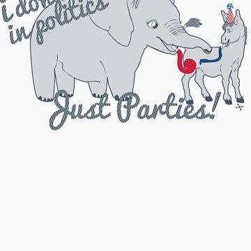 Just Party! by jaxrobyn