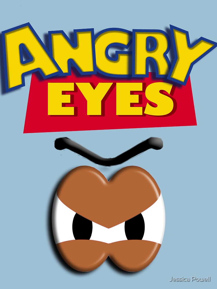 b0cec8f0ff Angry Eyes | Unisex T-Shirt, a t-shirt of potato, toy, story, toy ...