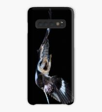 Kookaburra in flight Case/Skin for Samsung Galaxy
