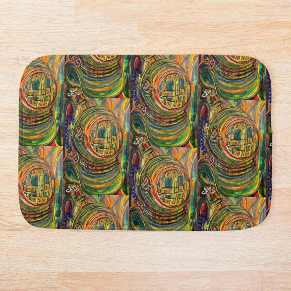 Mind Diver Bath Mat