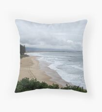 From North Wollongong, NSW Throw Pillow