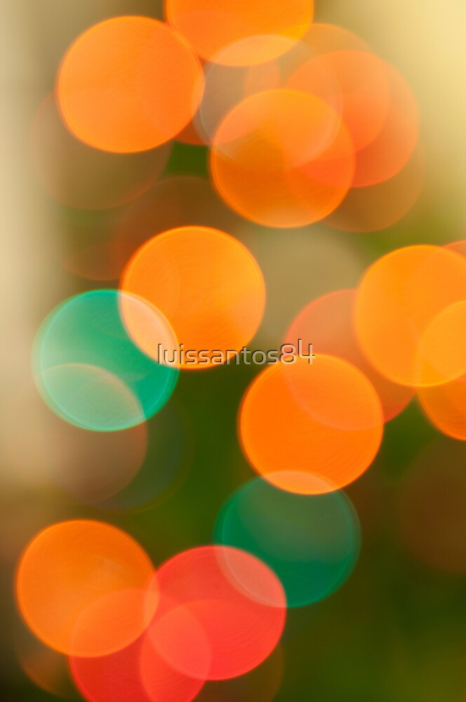 Christmas lights by luissantos84