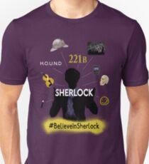 Sherlock: Mind Palace Unisex T-Shirt