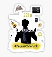 Sherlock: Mind Palace Sticker