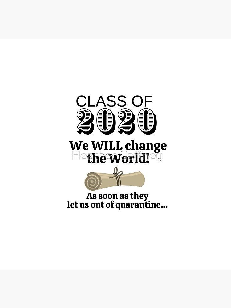 Class of 2020 - Version 2 by MamaCre8s