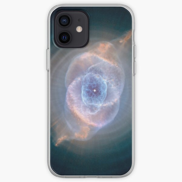 NASA's Hubble Space Telescope: Cat's Eye Nebula iPhone Soft Case