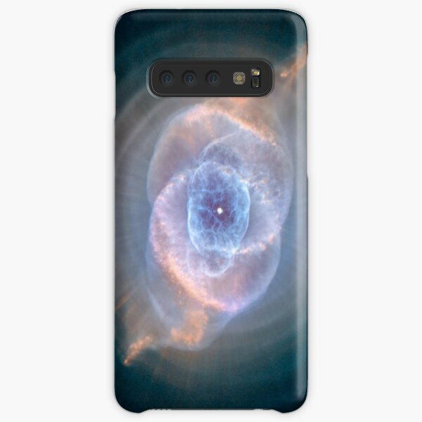 NASA's Hubble Space Telescope: Cat's Eye Nebula Samsung Galaxy Snap Case