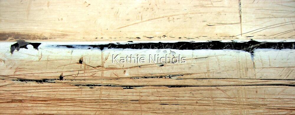Lake Eyre Dawn I by Kathie Nichols