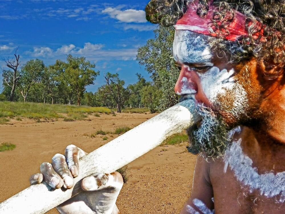 Play Your Didgeridoo Blue by TonyCrehan