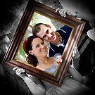 Framed Couple by Kym Howard