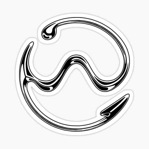 #Chromatica 2 Sticker