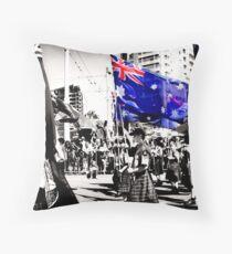 Happy Australia Day! Throw Pillow