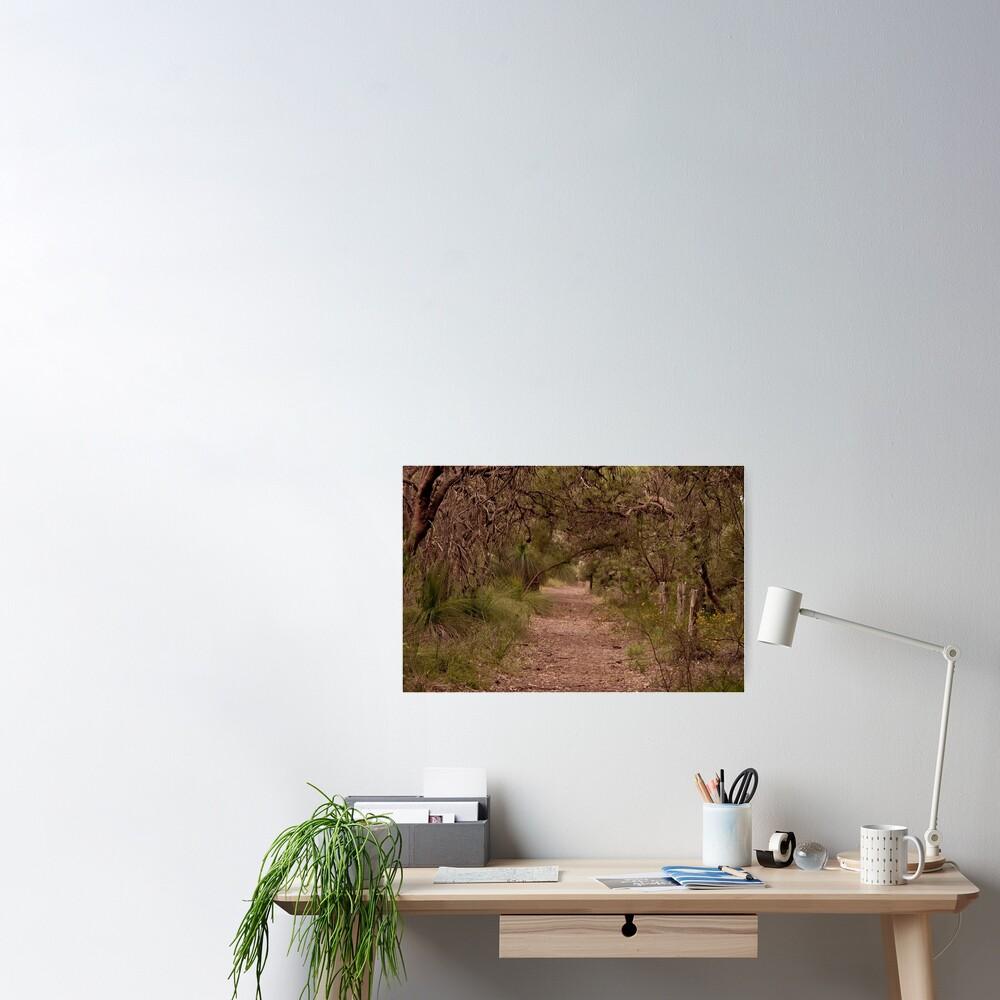 Banksia grove Poster