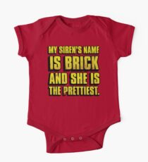 Brick Is Pretty Kids Clothes