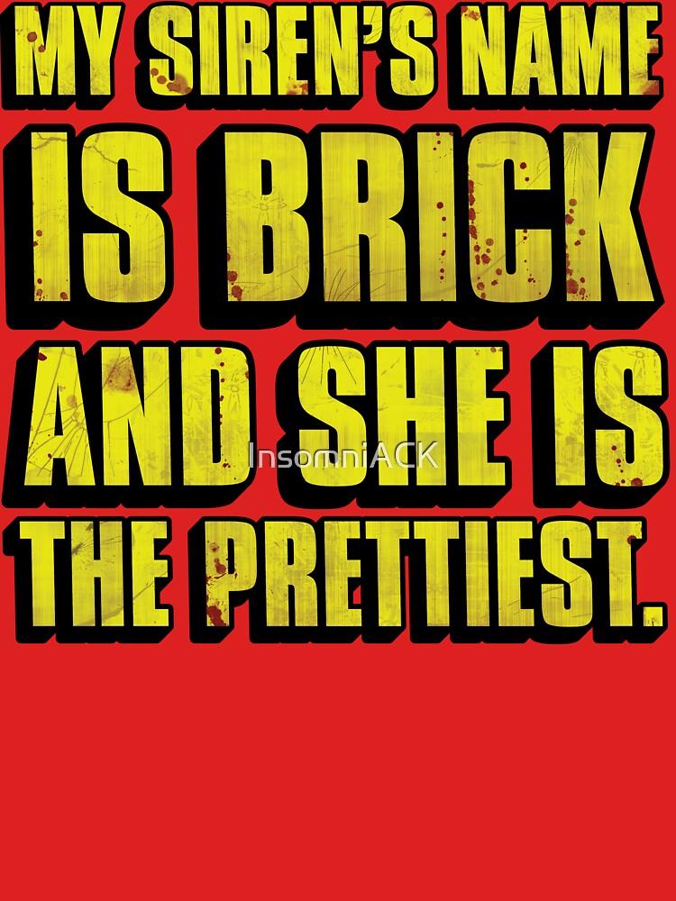 Brick Is Pretty | Unisex T-Shirt